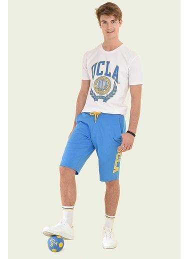 UCLA Şort Mavi
